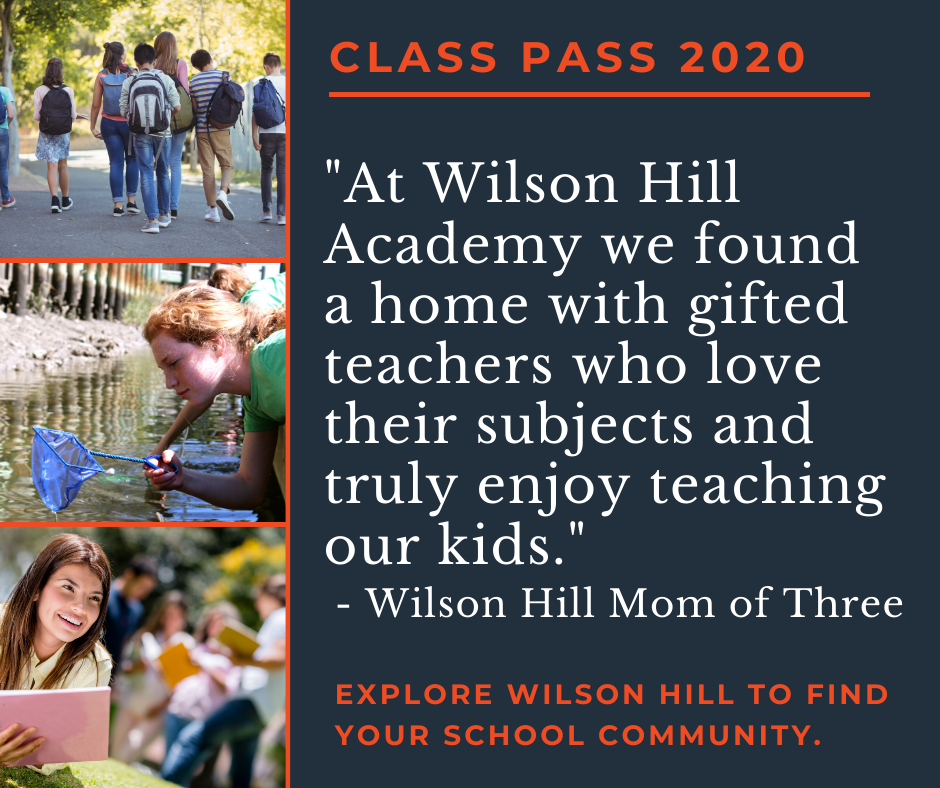 Wilson Hill Class Pass LP FINAL